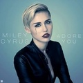 Adore You fan art - miley-cyrus photo