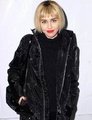 Miley's new bob hairstyle - miley-cyrus photo