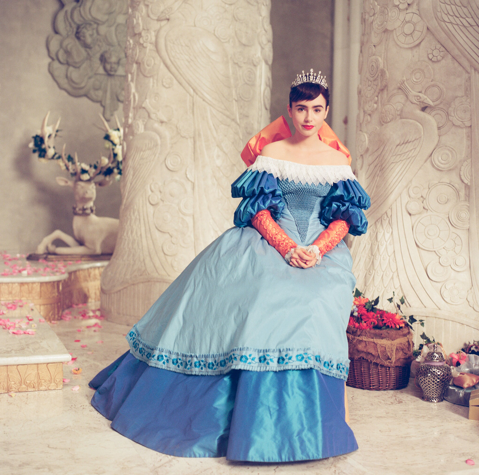 Mirror Mirror Outfits Images Snow White Weeding Dress Hd
