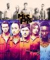 Misfits 3. season fan art - misfits-e4 fan art
