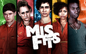 Misfits 1. season 팬 art