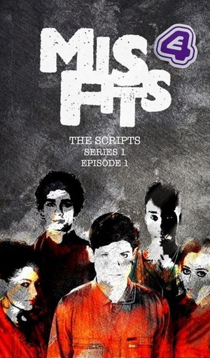Misfits 1. season Фан art