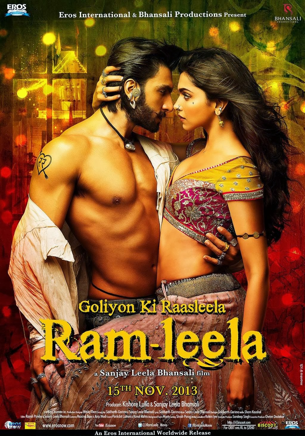 Movie Couples Images Ram Leela Hd Wallpaper And Background Photos