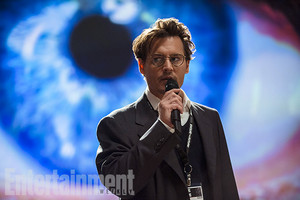 'Transcendence' 2014 First Look