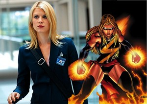 Claire Danes as Ms. Marvel