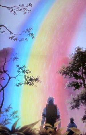 Raindrops and Rainbows