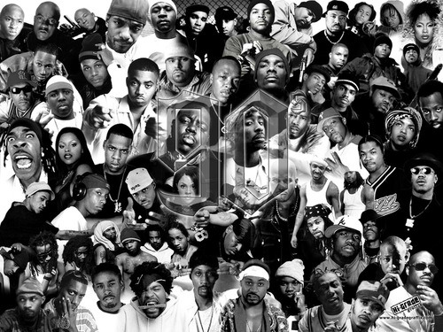 Rap Artists from the 90s - Music from the 90s Fan Art