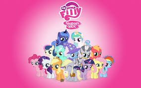 My Little Filly Friendship Is Magic
