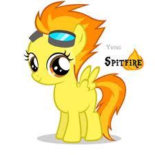 Filly SpitFire