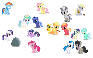MLP Fillies