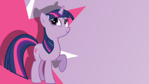 Twilight Sparkle fond d'écran