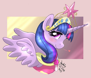Twilight Sparkle Coronation