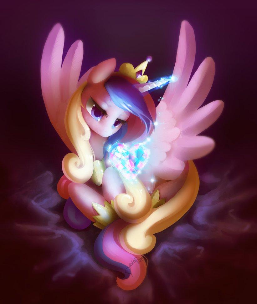 Princess Cadence - My Little Pony Friendship is Magic ... - photo#34