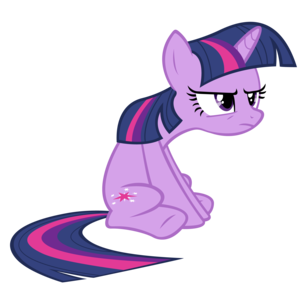 Unamused Twilight