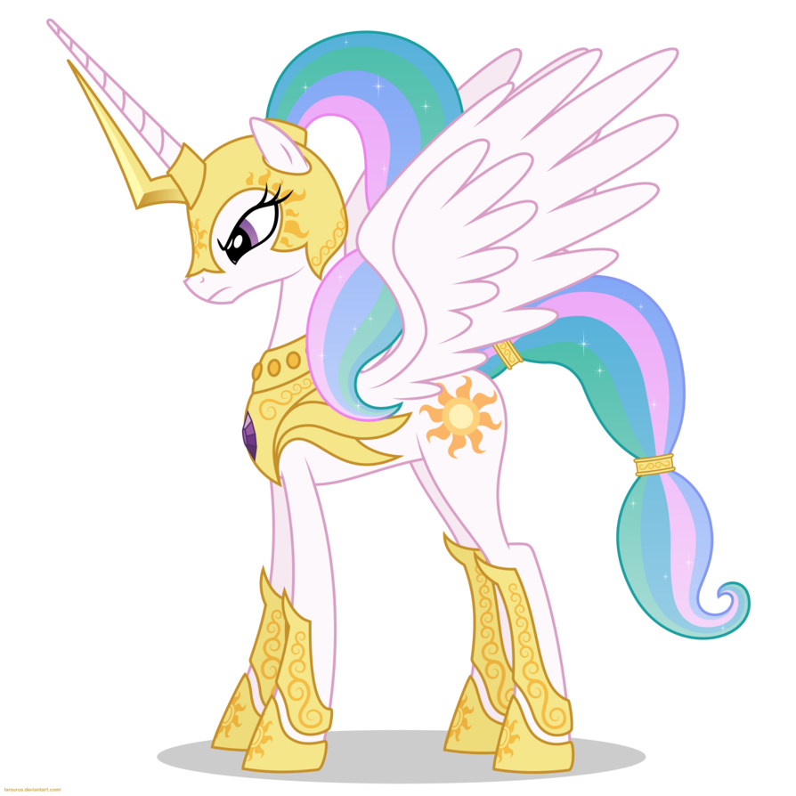 My Little Pony Friendship Is Magic Images Tia Celestia HD