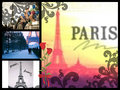 My Paris Collage