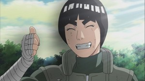 rock lee shinobi