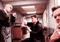 Nathan-BTS Community - nathan-fillion-and-stana-katic photo