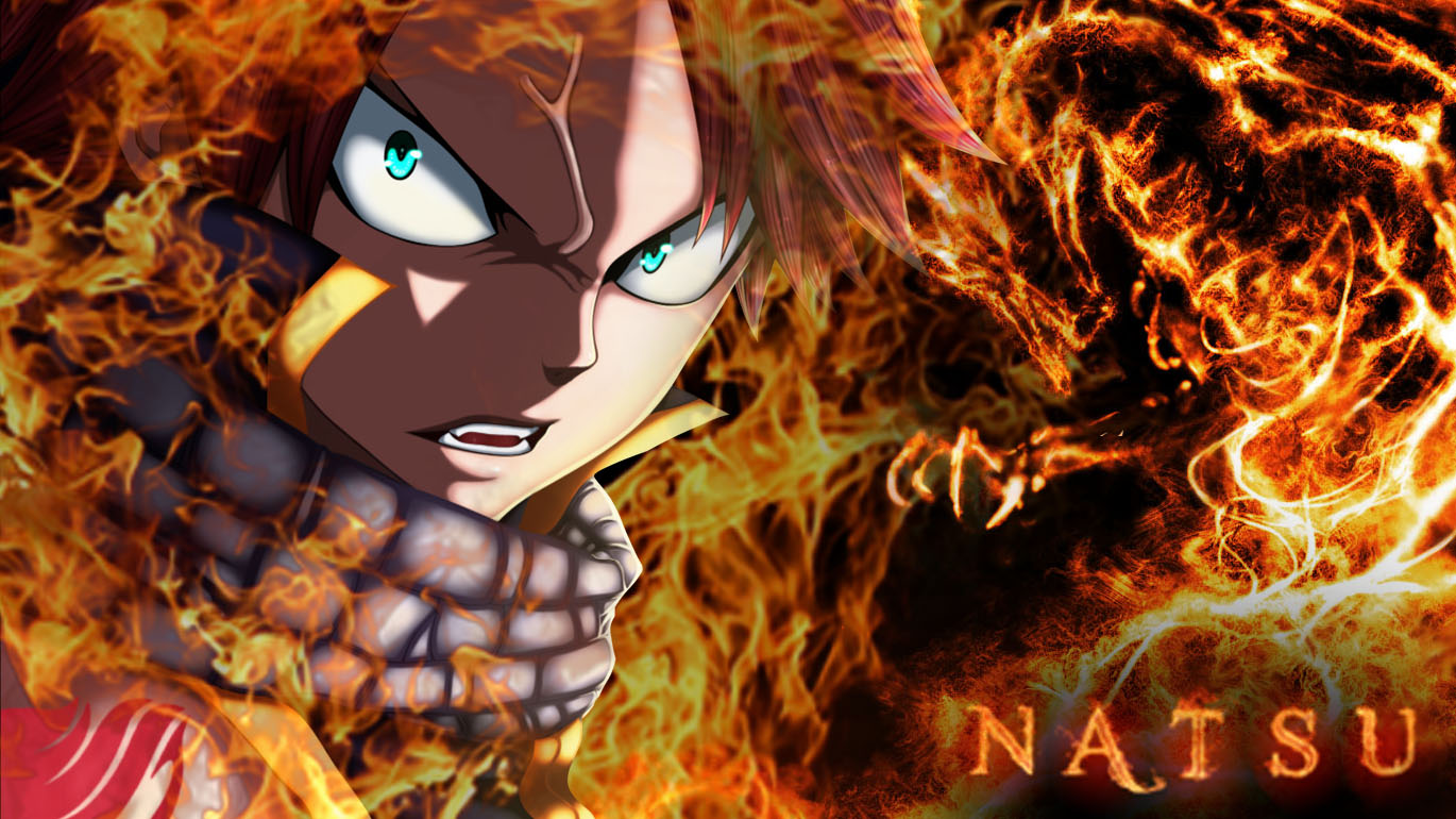 natsu dragneel hd wallpaper best wallpapers