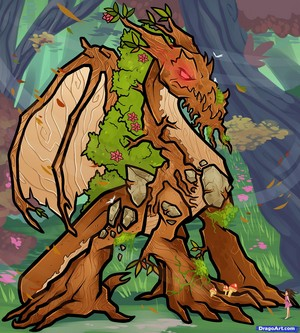 Boulder the Earth Dragon