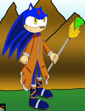 Neo the Traveling Hedgehog a.k.a Water Neo