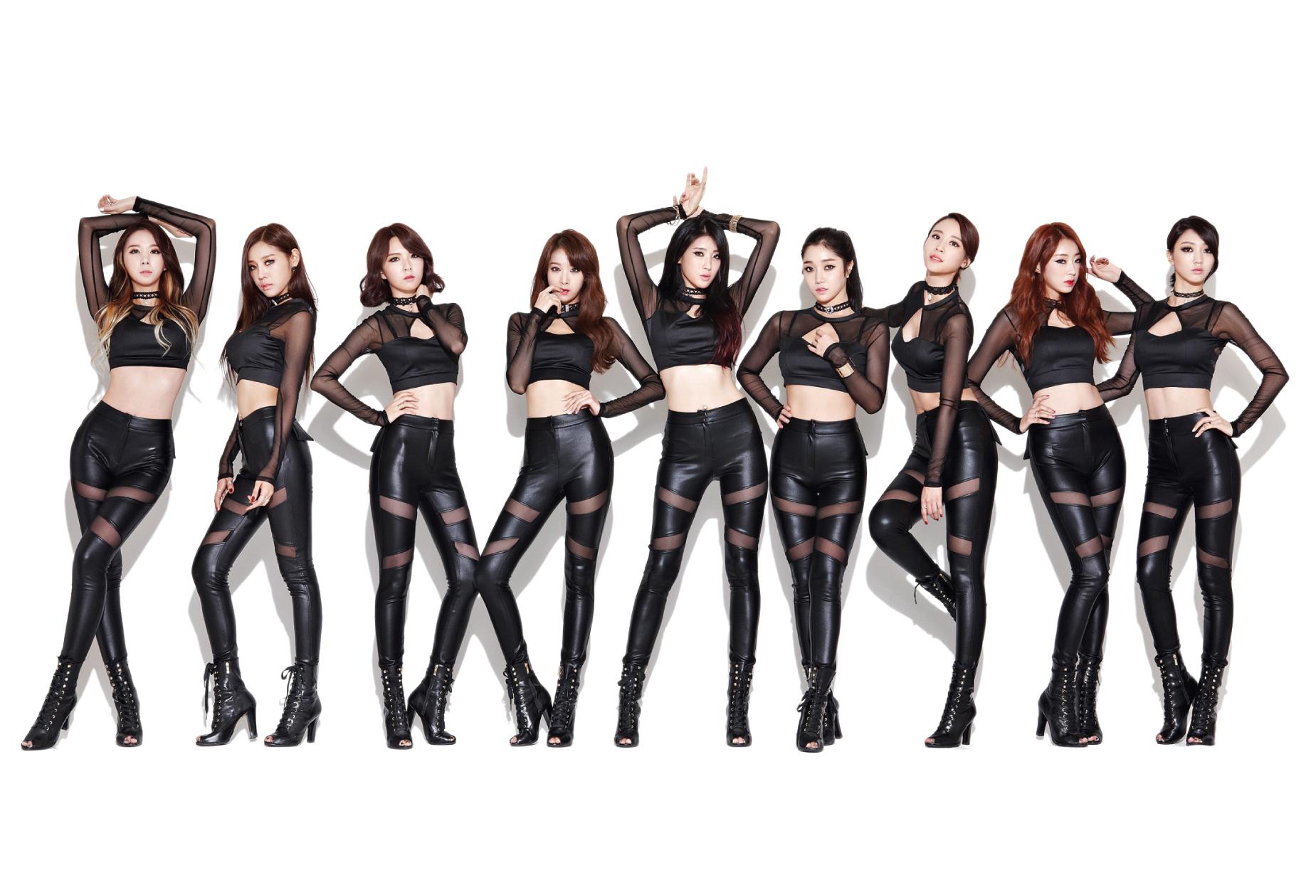 Nine Muses – Glue