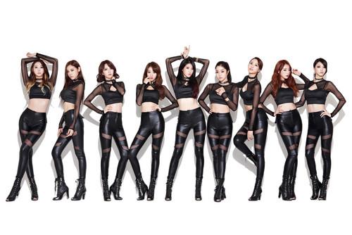 Nine Muses Обои titled Nine Muses – Glue