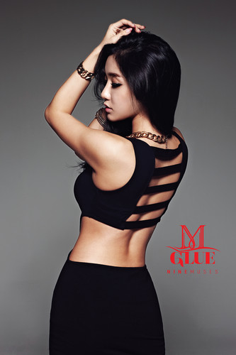 Nine Muses Обои containing skin called Nine Muses – Glue