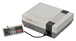 the real NES