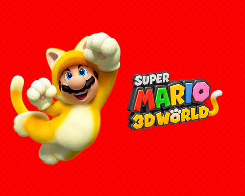 Nintendo wallpaper called Super Mario 3D World