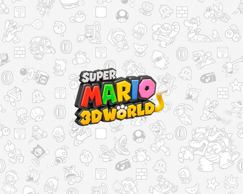 Nintendo wallpaper called Super Mario 3D World