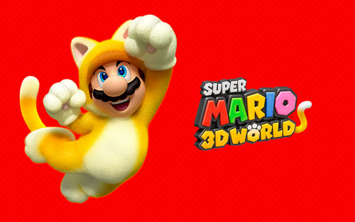 Nintendo Обои called Super Mario 3D World