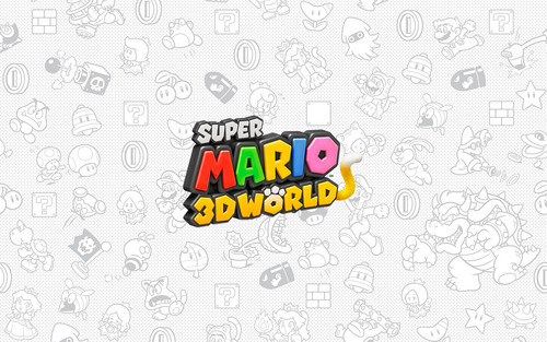 Nintendo پیپر وال possibly containing عملی حکمت entitled Super Mario 3D World