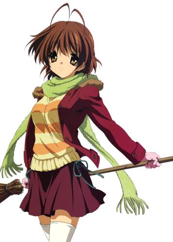 Okazaki Nagisa fondo de pantalla called Furukawa Nagisa
