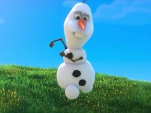 MUCH INTENSE OLAF