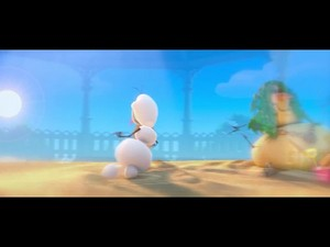 OLAF IN TWO DIMENTIONS