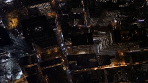 Starling City by Air