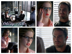 Olicity ~ 1x6