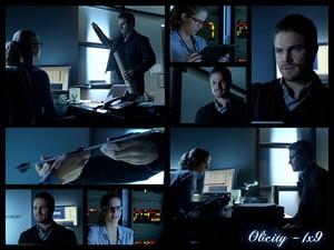 Olicity ~ 1x9