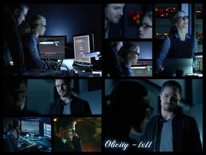 Olicity ~ 1x11