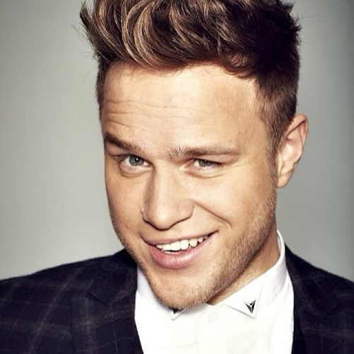 Olly Murs wallpaper probably containing a business suit and a suit titled Olly for Notebook Magazine