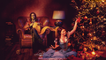 Rumbelle Christmas!  - once-upon-a-time fan art