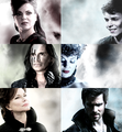 OUAT Villains - once-upon-a-time fan art