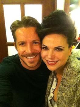 Sean and Lana