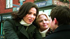 Regina, Henry, and Emma