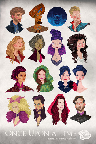Once Upon A Time wallpaper called Once Upon A Time