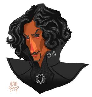 Jafar/OUAT in Wonderland