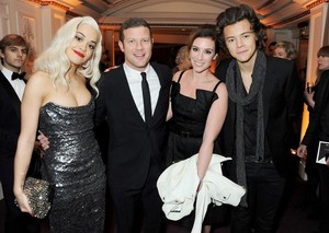 Harry at British Fashion Award