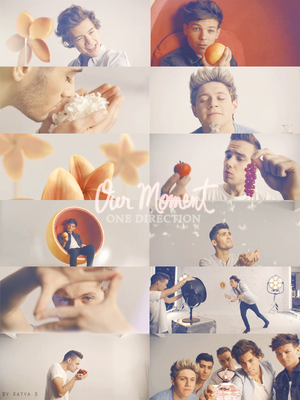 One Direction: Our Moment♥