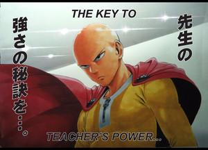 The Key to Teacher's Power